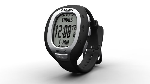 Garmin FR60 Womens Watch with Heart Rate Monitor - Black