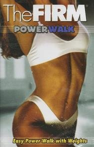 THE FIRM PowerWalk: Easy Power Walking with Weights