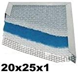 20x25x1 Electrostatic Washable Permanent A/C Furnace Air Filter