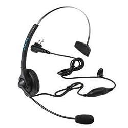 PMLN4445A Ultra Lightweight Headset w PTT