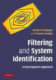 Filtering and system identification: a least squares approach