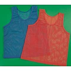 Buy 12 Childrens Mesh Sports Practice Team Jerseys - Pinnies by Fun Express