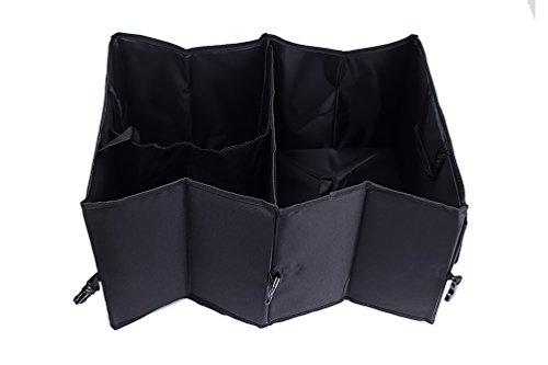 Storage box ,car trunk finishing bag , car storage box tool box , Soft Foldable Multifunction Trunk Organizer Storage (Trunk organizer)