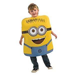 Despicable Me Deluxe Minion Jorge Child Costume