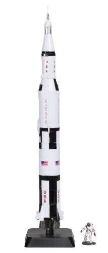Daron Space Adventure Saturn V Rocket Model Playset (Apollo 11 Model compare prices)