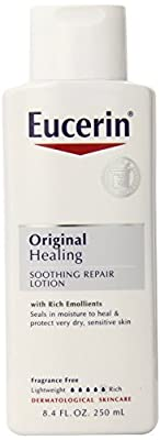 Eucerin Skin Calming Dry Skin Body Wash Oil, Fragrance Free, 8.4-Ounce Bottle
