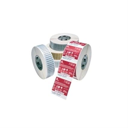 Zebra Label roll, 57x32mm thermal paper, removeable, 800262-127 (thermal paper, removeable perforated, Z-Select 2000D, 12rls/box)