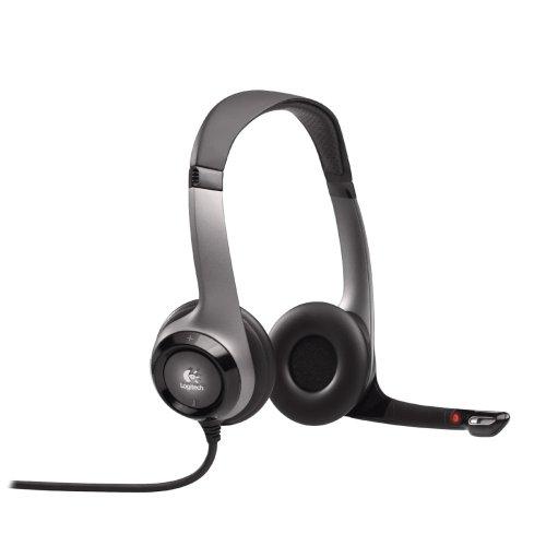 Tai nghe Logitech ClearChat Pro USB Headset. Mua hàng Mỹ tại e24h. vn