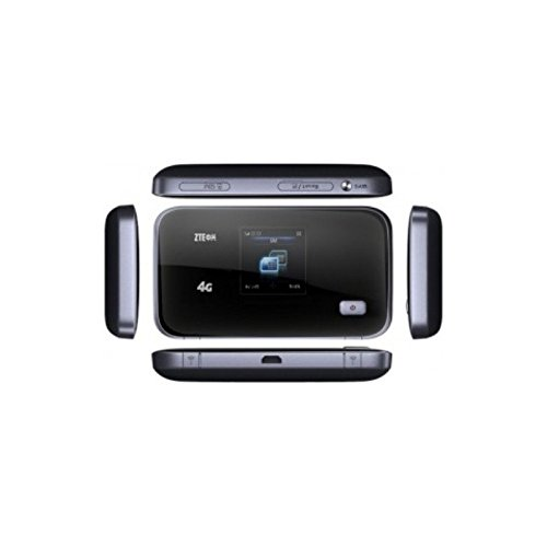 ZTE MF93E 4G LTE FDD 100 Mbit/s & Dual-Mode TDD 68Mbps routeur à large bande de poche