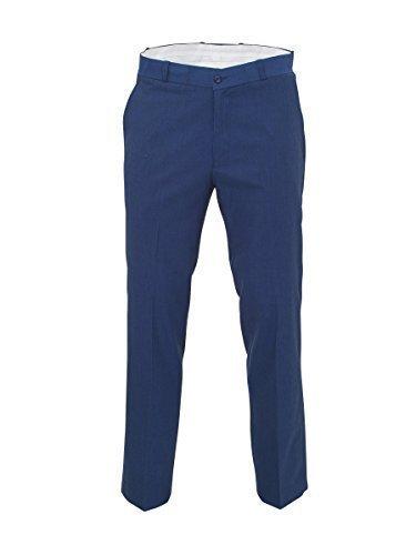 Relco -  Pantaloni  - tapered - Basic - Uomo Blue Tonic W40