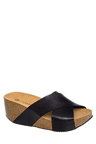 Harmony Casual Mid Wedge Sandal