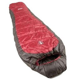 Coleman Taos 25 Degree Sleeping Bag