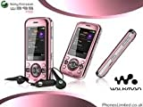 SONY ERICSSON WALKMAN W395 pink Unlocked Phone