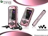 SONY ERICSSON WALKMAN W395 pink Unlocked Phone
