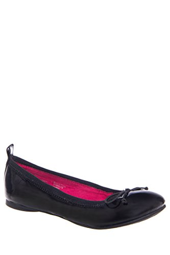 Girls' Copy Tap Ballerina Flat