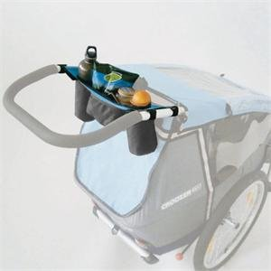 Croozer Handlebar Console For Croozer Kid For 2 Bike Trailer front-27434