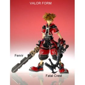 Kingdom hearts toys: Kingdom Hearts 2 Sora Valor Form Special ...