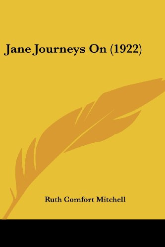 Jane Journeys on (1922)