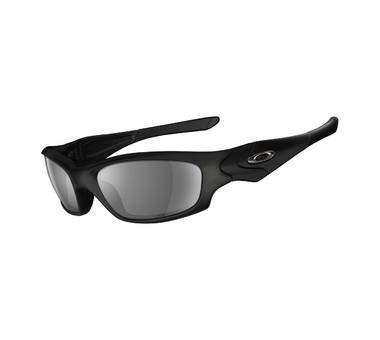 Oakley Staight Jacket Matte Black/grey Polarized