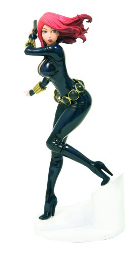 Marvel Comics: Black Widow Bishoujo Statue