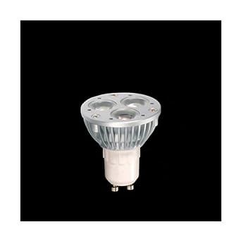 ampoule led gu10 gu10 blanc chaud 3 w luminaires et eclairage m177. Black Bedroom Furniture Sets. Home Design Ideas