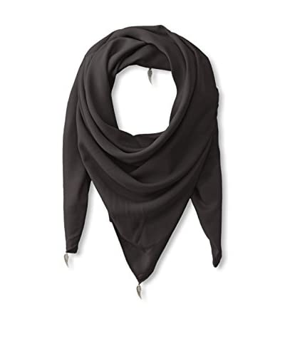 Donni Charm Women's Lively Scarf, Jet