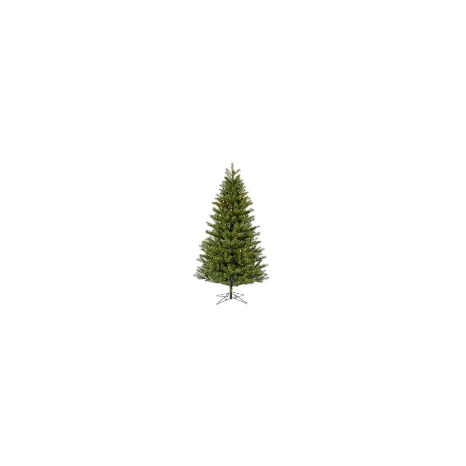 Vickerman 23083   10 x 67 Augusta Pine 800 Clear Lights Christmas Tree (G113386)