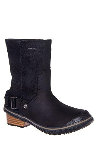 Slimshortie Mid Calf Waterproof Boot