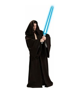 Star Wars Jedi robe with hooded cloak