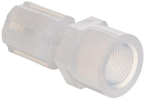 Parker pargrip gafs pfa tube fitting adapter