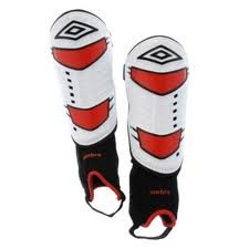 UMBRO Stealth Shield shin pads LARGE