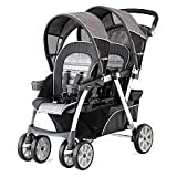 Chicco Cortina Together Double Stroller - Cubes
