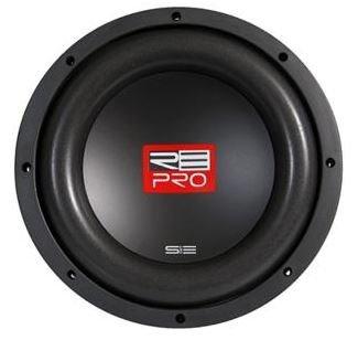 """Re Audio Se Pro 15D2 15"""" Dual 2 Ohm Se Pro Series Car Subwoofer"""
