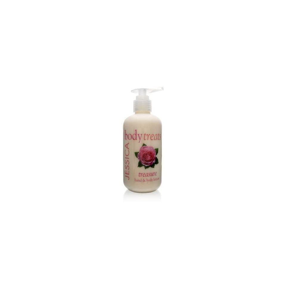 Jessica Body Treats Treasure Hand & Body Lotion 245ml/8.3oz