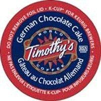 Timothy's GERMAN CHOCOLATE CAKE - 12 K-Cups (Ziplock Single Serve compare prices)