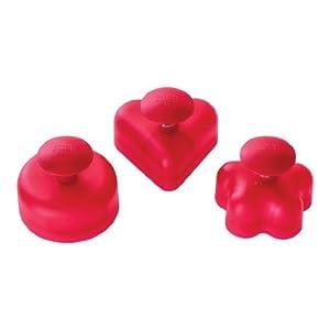 Kuhn Rikon 20028 Pocket Makers, Red, Set of 3