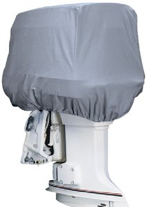 Attwood Marine Road Ready Outboard Motor Hood Up to 25HP 10540