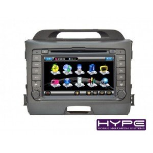 HYPE-HSB8974GPS-Autoradio-2-DIN-GPS-18cm-DVD-DivX-USB-SD-pour-KIA-SPORTAGE
