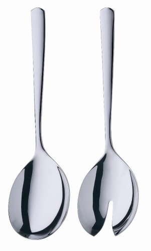 WMF Manaos / Bistro 9-3/4-Inch 2-Piece Salad Serving Set