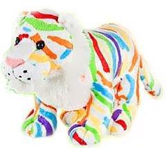 Webkinz Colorsplash Tiger
