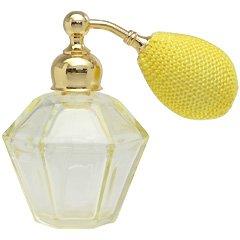 カラフル クリスタルアトマイザー ドイツ製 クリスタル香水瓶 28076