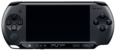 PSP - Console E1000 + Mystery Team [Bundle]
