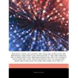 Articles on Aircraft Guns, Including: M61 Vulcan, Lewis Gun, M2 Browning Machine Gun, Mauser Bk-27, Mk 108 Cannon...