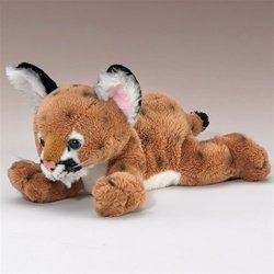 Wildlife Artists, Inc - Stuffed Plush Animal - COUGAR CUB (9.5 inch)