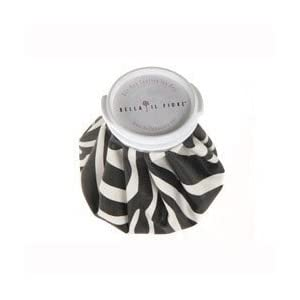 Bella Il Fiore Boo Boo Couture Ice Bag, Black Zebra, 3 Ounce
