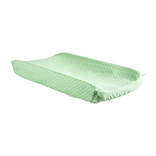 Trend Lab Lauren Dot Changing Pad Cover, Lauren Dot