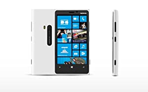Nokia Lumia 920 AT&T GSM Unlocked 32GB Smartphone 4G LTE RM-821- White