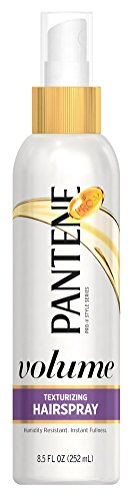 080878044856 - Pantene Pro-V Volume Non-Aerosol Hairspray 8.5 Fl Oz (Pack of 3) carousel main 0