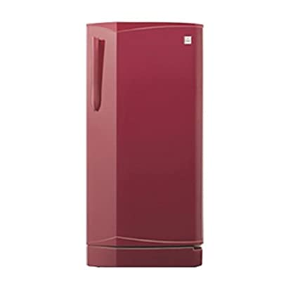 Godrej GDA 19 A2H Direct-cool Single-door Refrigerator (181 Ltrs, 4 Star Rating, Wine Red)