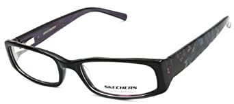 Skechers Women's Designer Glasses SK 2014 BLKPUR
